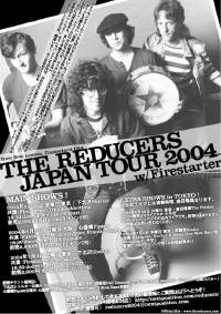 The Reducers Japan Tour 2004